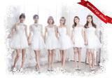 LABOUM、MBC『音楽中心』アナと雪の女王のエルサに変身!